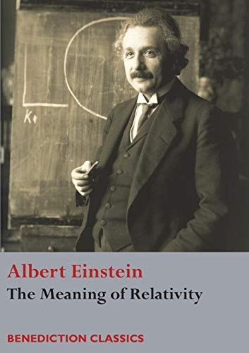 9781781398647: The Meaning of Relativity