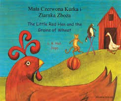 9781781420867: The Little Red Hen and the Grains of Wheat (Multilingual Edition)