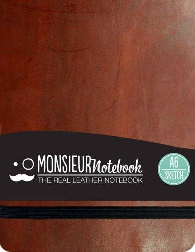 Sketch PKT Brown Landscape: Monsieur Notebook
