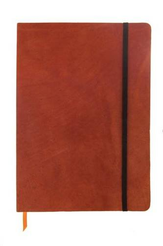 9781781431078: Monsieur Notebook - Real Leather A4 Tan Plain