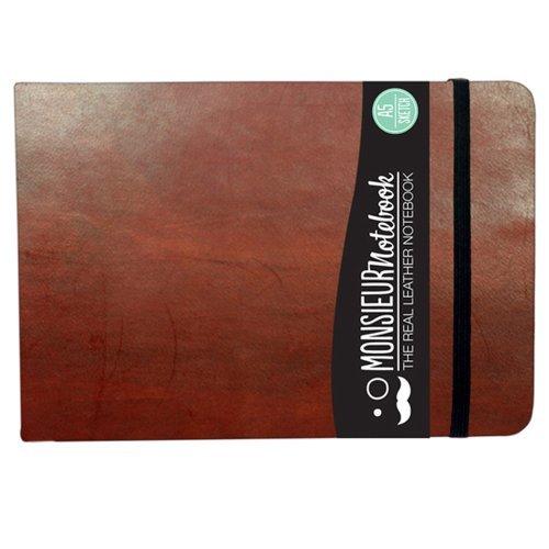 Sketch L Tan Landscape: Monsieur Notebook