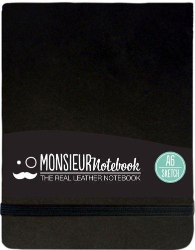 Sketch PKT Black Landscape: Monsieur Notebook