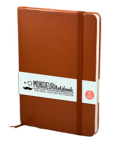 9781781438428: Monsieur Notebook Soft Leather Journal: Tan Ruled Medium (Monsieur Notebook Soft Leather Classics)