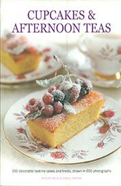 Cupcakes & Afternoon Teas: Antony Wild; Carol Pastor