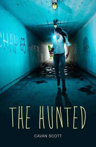 The Hunted (Teen Reads): Scott, Cavan