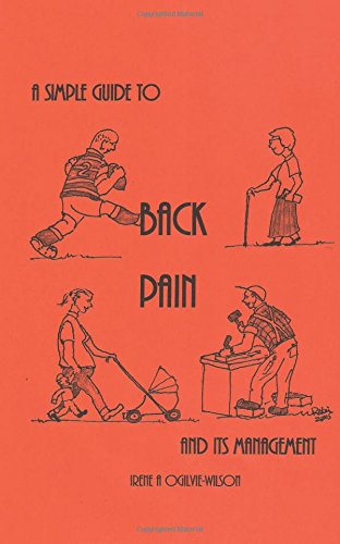9781781483633: A Simple Guide to Back Pain and its Management