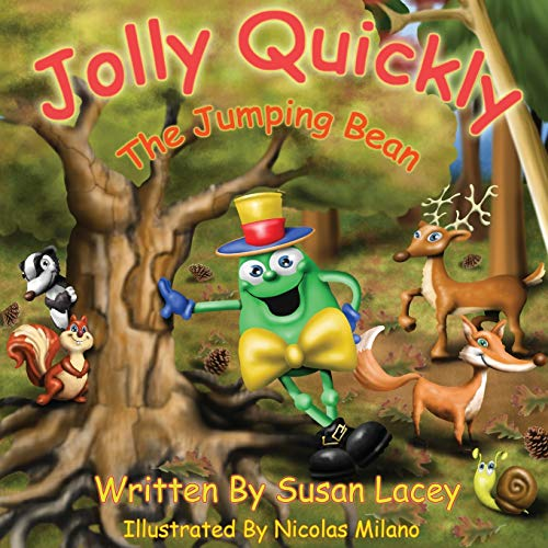Jolly Quickly - The Jumping Bean (Jolly: Lacey, Susan