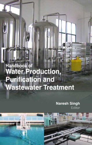9781781540381: Handbook of Water Production , Purification & Wastewater Treatment (3 Vol)
