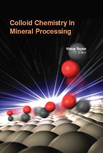 9781781543481: Colloid Chemistry In Mineral Processing