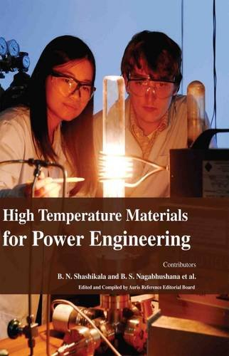 9781781546659: High Temperature Materials for Power Engineering
