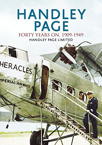 Handley Page: Forty Years on, 1909-1949.