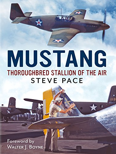 Mustang: Thoroughbred Stallion of the Air: Steve Pace