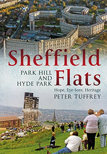 Sheffield Flats from High Rise to Eyesore (1781550549) by Peter Tuffrey