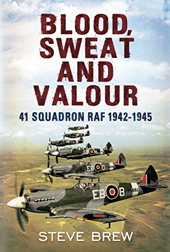 9781781551936: Blood Sweat and Valour: 41 Squadron RAF 1942-1945