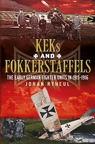 History of the German KEK and Fokkerstaffels: Ryheul, Johan