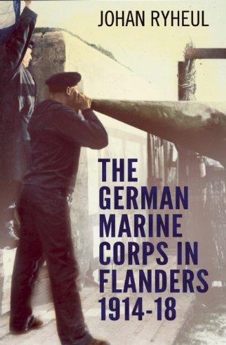 9781781552247: The German Marine Corps in Flanders 1914-18