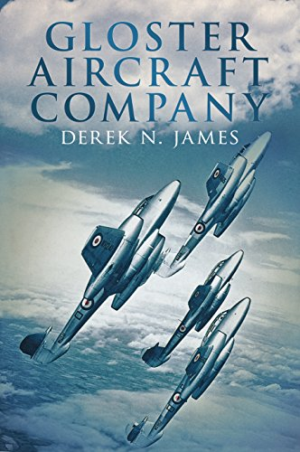 9781781552599: Gloster Aircraft Company