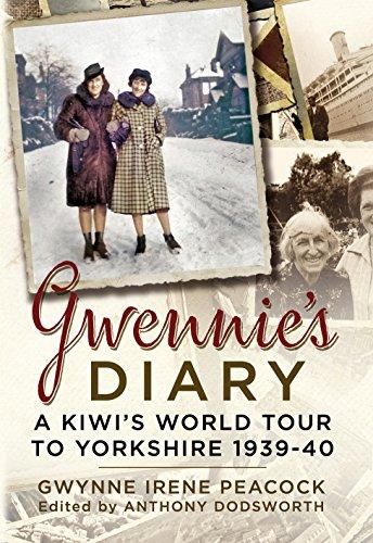 Gwennie's Diary: Dodsworth, Anthony