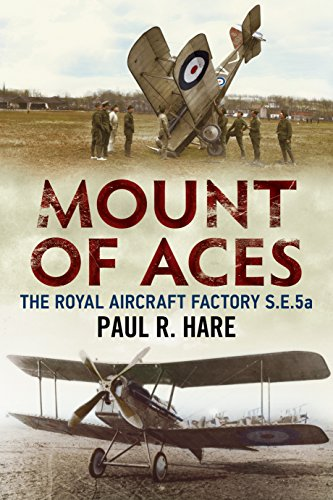 Mount of Aces: Hare, Paul R