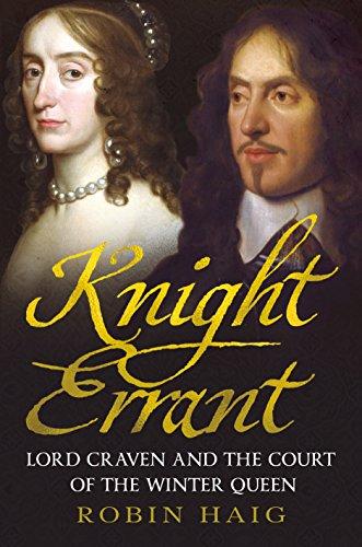 Knight Errant: Haig, Robin