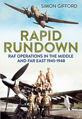 Rapid Rundown: RAF Operations in the Middle: Simon Gifford