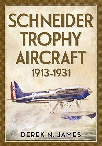 9781781554180: Schneider Trophy Aircraft 1913-1931