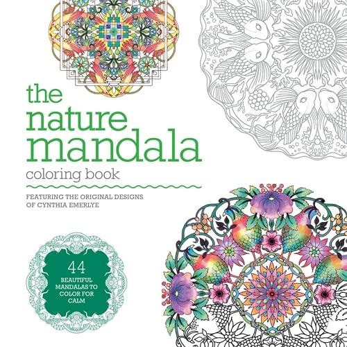 9781781573341: The Nature Mandala Coloring Book