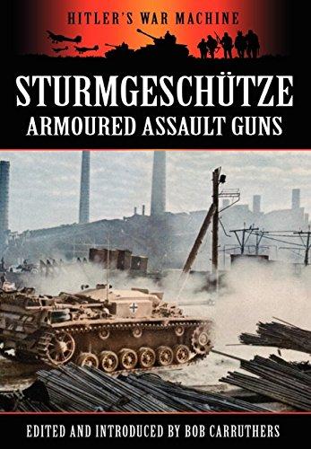 9781781580776: Sturmgeschütze - Amoured Assault Guns