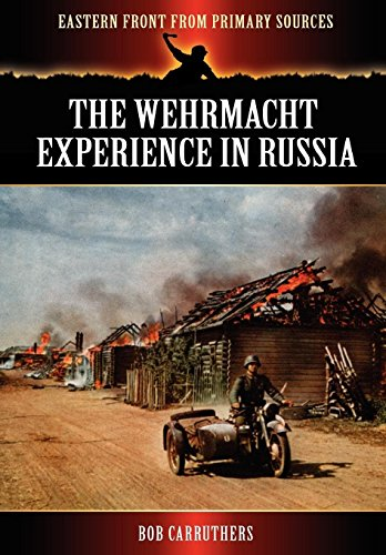 9781781581179: The Wehrmacht Experience in Russia