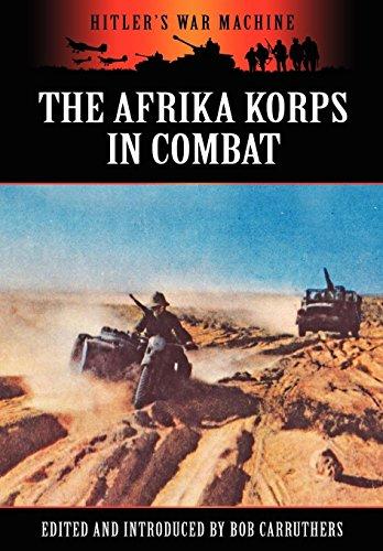 9781781581209: The Afrika Korps in Combat