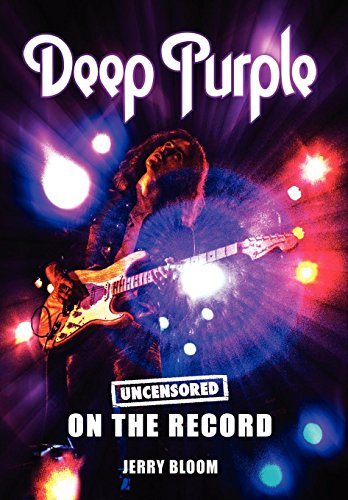 9781781582015: Deep Purple - Uncensored on the Record