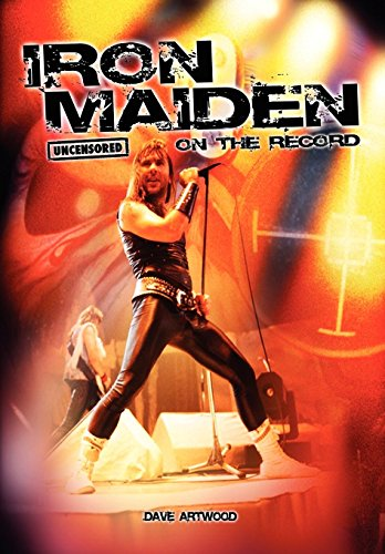 9781781582039: Iron Maiden - Uncensored on the Record