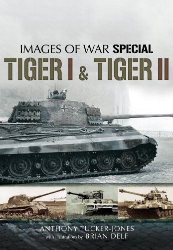 9781781590300: Tiger I and Tiger II (Images of War Special)