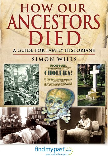 9781781590386: How Our Ancestors Died: A Guide for Family Historians