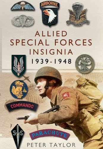 9781781591239: Allied Special Forces Insignia