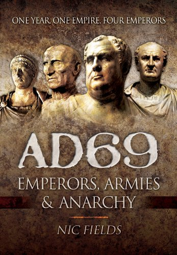 9781781591888: AD69: Emperors, Armies and Anarchy