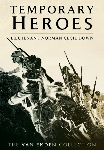 Temporary Heroes: Lieutenant Norman Cecil Down: Richard Van Emden