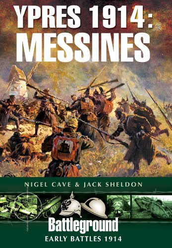 9781781592014: Ypres 1914 - Messines (Battleground)
