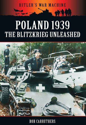 9781781592274: Poland 1939: The Blitzkreig Unleashed (Hitler's War Machine)
