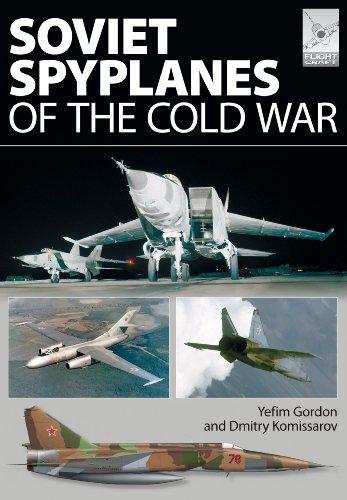 9781781592854: Soviet Spyplanes of the Cold War (FlightCraft)