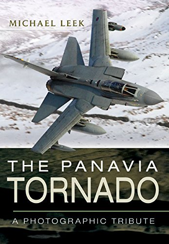 The Panavia Tornado: A Photographic Tribute: Leek, Michael