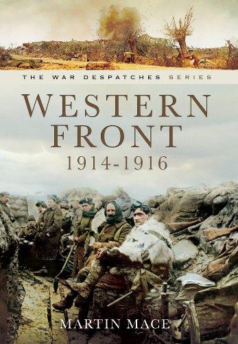 Western Front 1914-1916: Mons, La Cataeu, Loos,: Mace, Martin, Grehan,