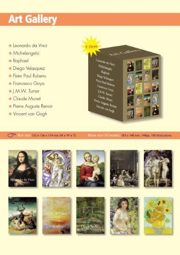 Art Gallery (Boxed Set): Klaus H. Carl