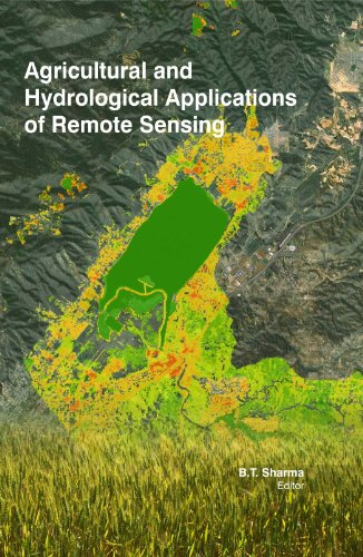 Agricultural And Hydrological Applications Of Remote Sensing