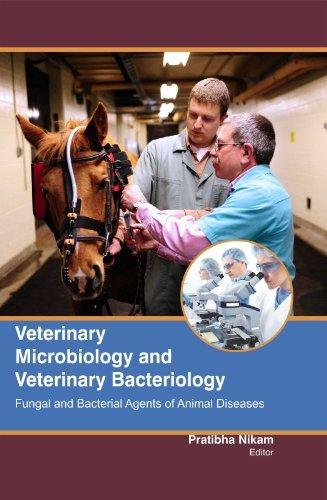 Veterinary Microbiology And Veterinary Bacteriology Fungal And Bacterial Agents Of Animal Diseases
