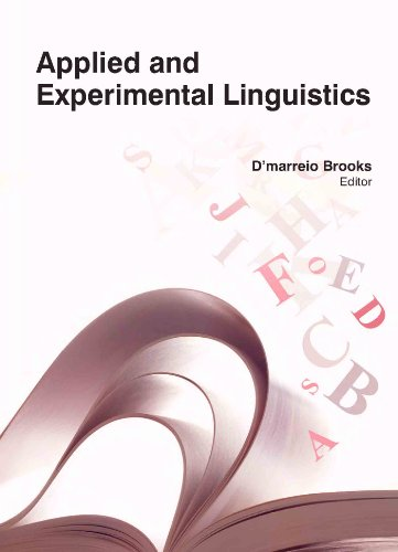 9781781634370: Applied And Experimental Linguistics