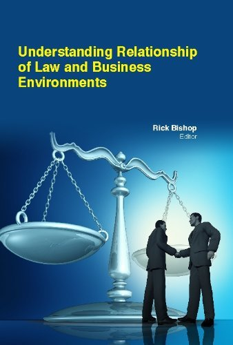 Understanding Relationship Of Law And Business Environments
