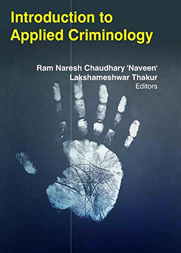Introduction To Applied Criminology