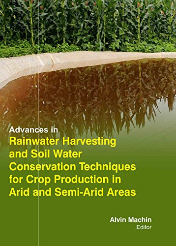 Advances In Rainwater Harvesting & Soil Water Conservation Techniques For Crop Production In Arid...