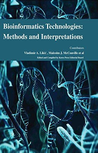 9781781638385: Bioinformatics Technologies: Methods and Interpretations